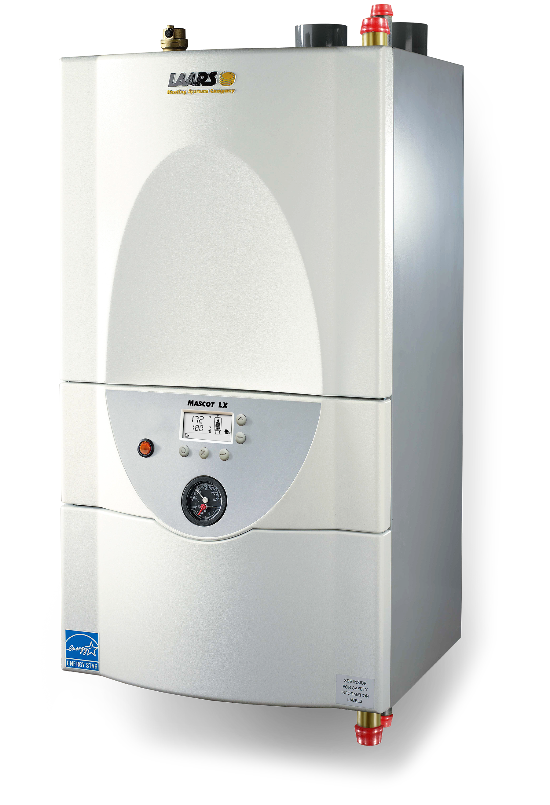 High-Efficiency Boiler | Wall Mounted Boiler | Mascot LX ...